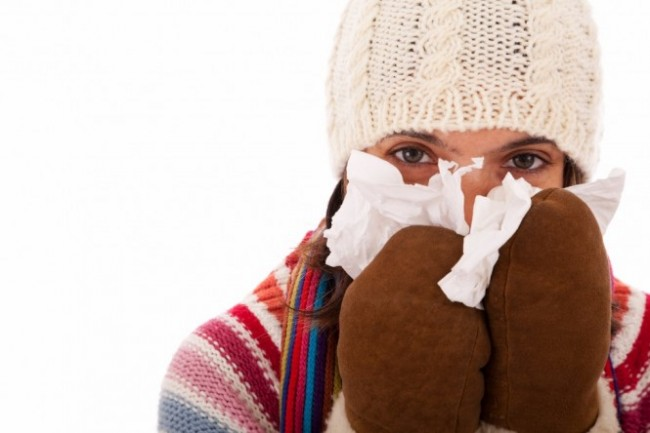 Passez l'hiver sans tomber malade