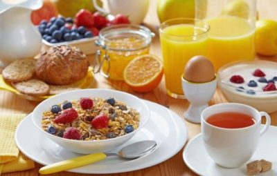 Prenez un vrai petit déjeuner