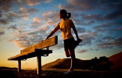 Etirez-vous après un entraînement
