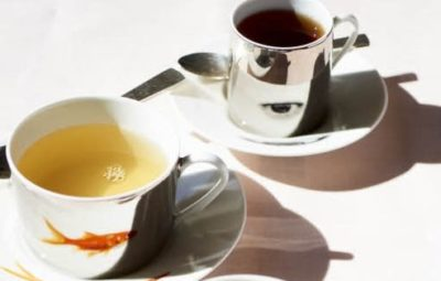 N'abusez pas du café et du thé