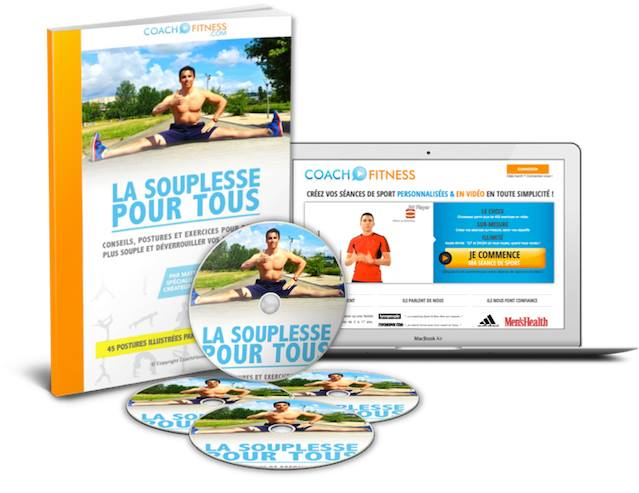 souplesse coach fitness