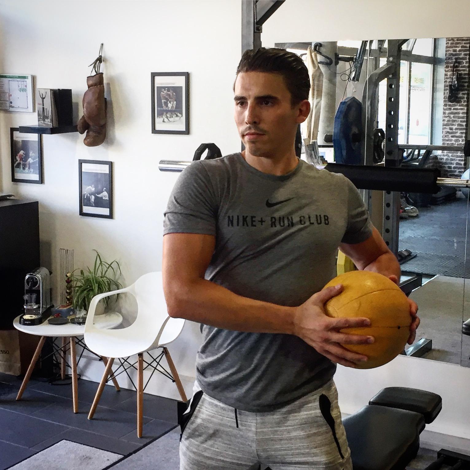 Matthieu verneret coach sportif