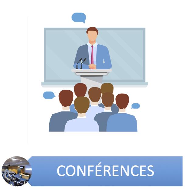 Conférences sport entreprise
