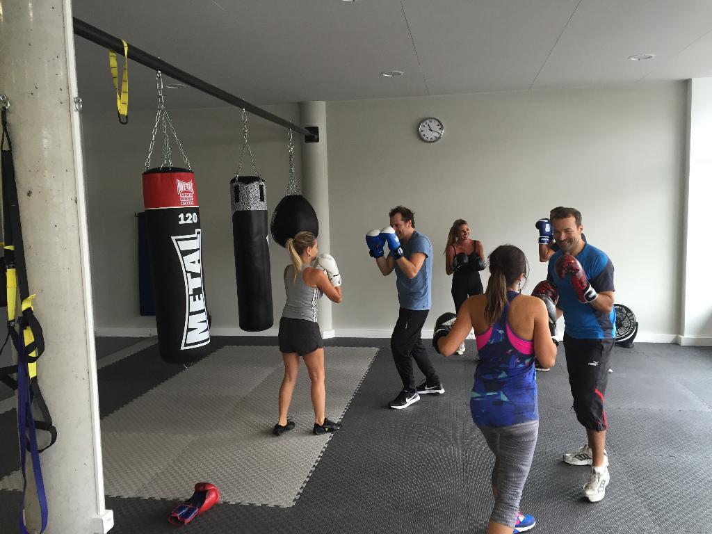 team building boxe entreprise