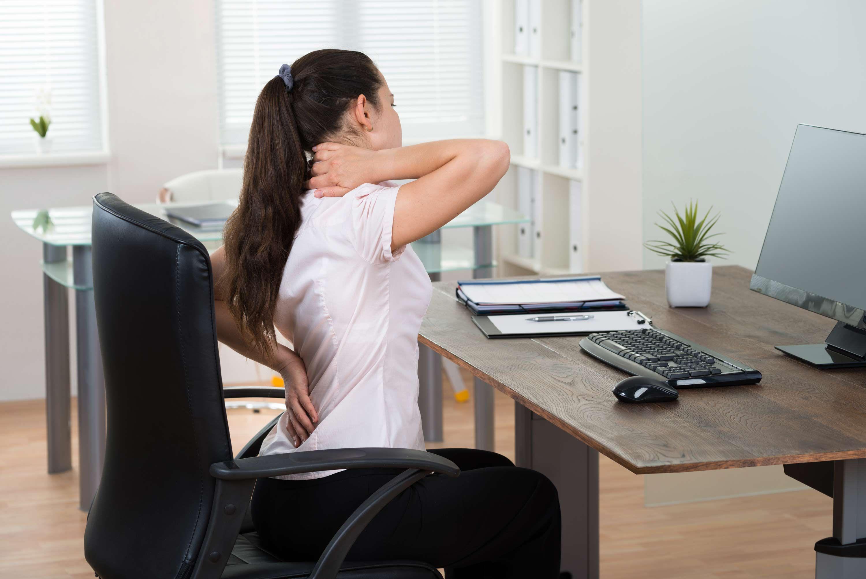 douleurs au travail